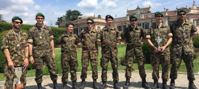 Ticinonline i militari svizzeri portano a casa due for Soggiorni militari invernali 2016 2017