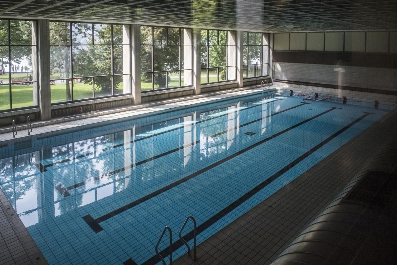Ticinonline addio piscina del liceo si nuoter a trevano - Costo manutenzione piscina ...