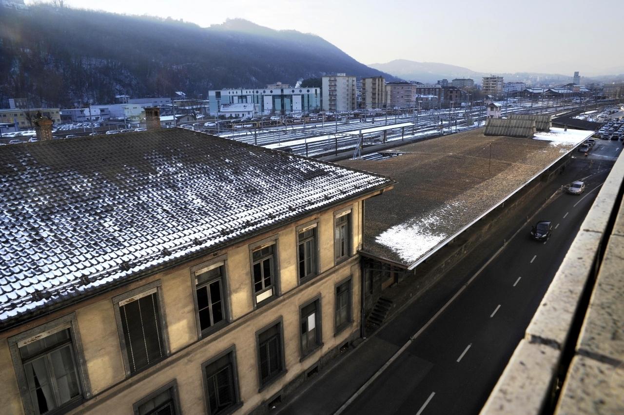 Ticinonline scuola della moda alla stazione c 39 l for Scuola della moda