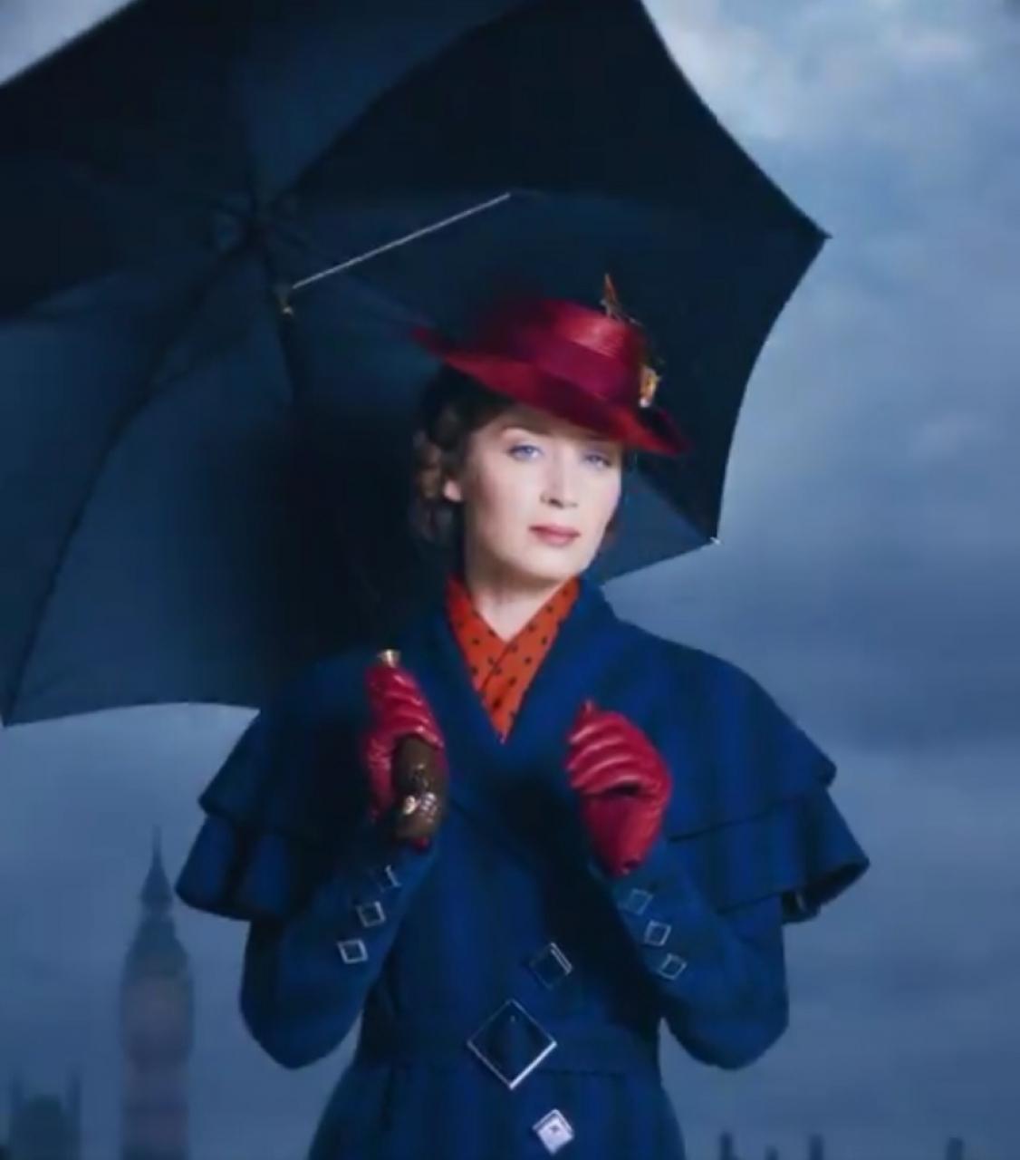 Ticinonline quot mary poppins returns il primo poster animato