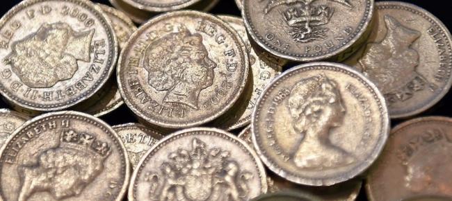 Monete da 1 sterlina, addio nel caos. Vanno eliminate entro il 15 ottobre