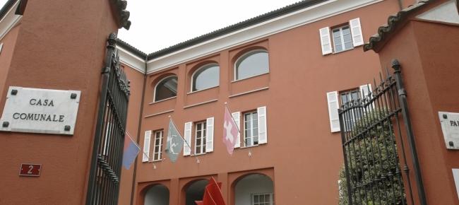 Ticinonline l 39 ideatorio alla ex casa comunale di cadro for Casa comunale