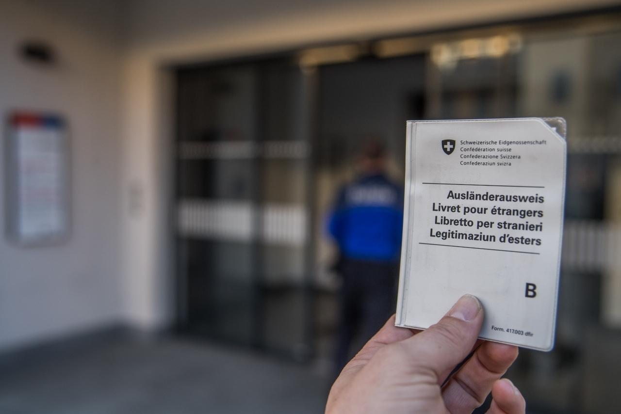 Ufficio Stranieri A Lugano : Ticinonline il nullatenente con permesso b e amicizie «preoccupanti»