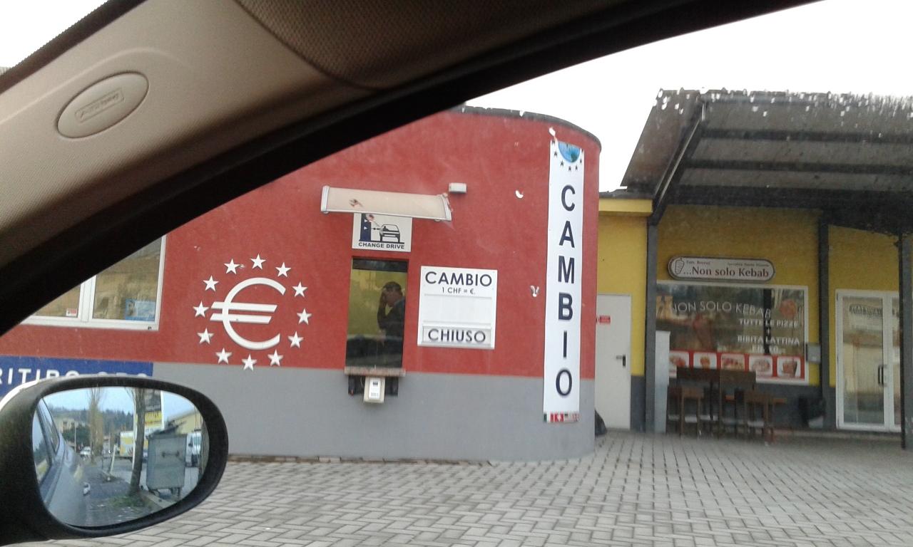 Ufficio Cambio A Lugano : Ticinonline cambio e carburante ma a quale prezzo