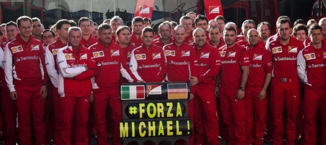 Ticinonline Schumi Compie 46 Anni Gli Auguri Della Ferrari