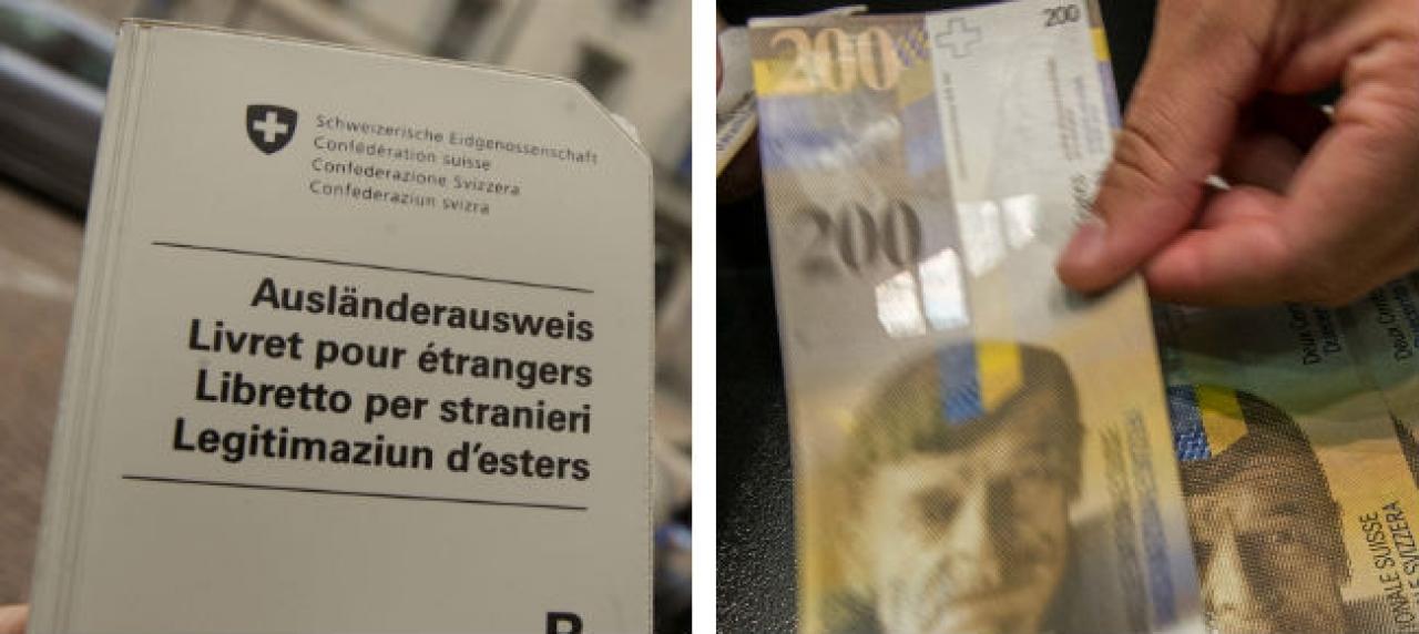 Truffa e carte false per un permesso di soggiorno, 40enne ...
