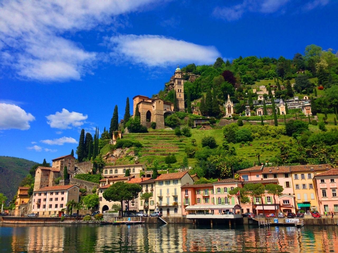 I borghi pi belli della svizzera parte dal ticino for I pavimenti piu belli