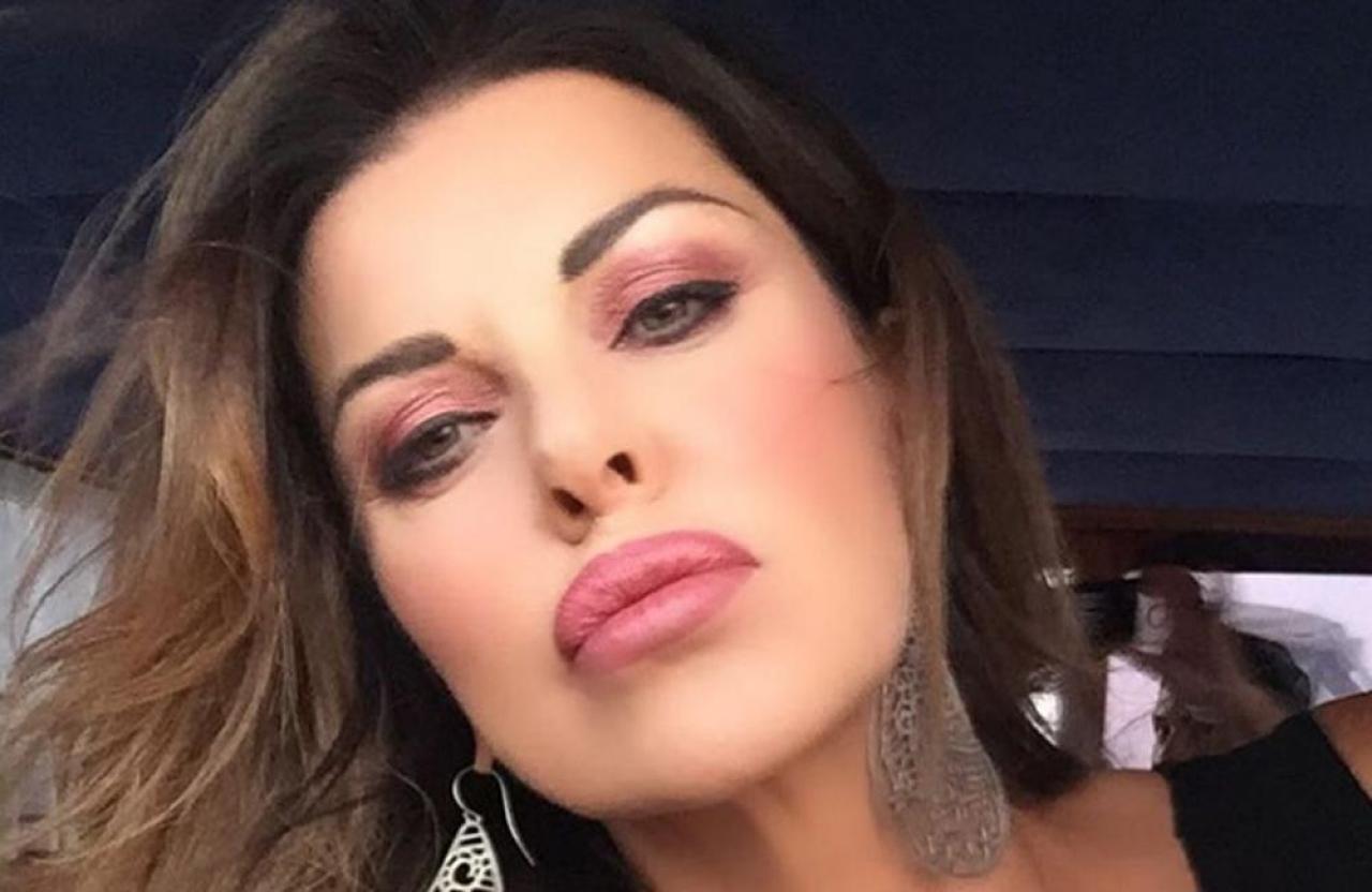 Alba Parietti Rivela Mia Mamma Bipolare La Odiavo Ticinonline
