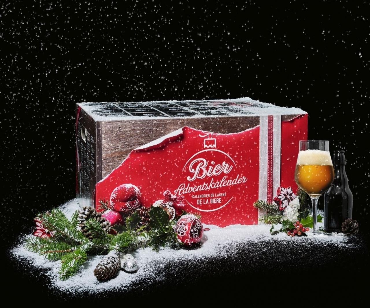 Calendario Avvento Birra.Calendario Dell Avvento Con 24 Birre Svizzere Ticinonline