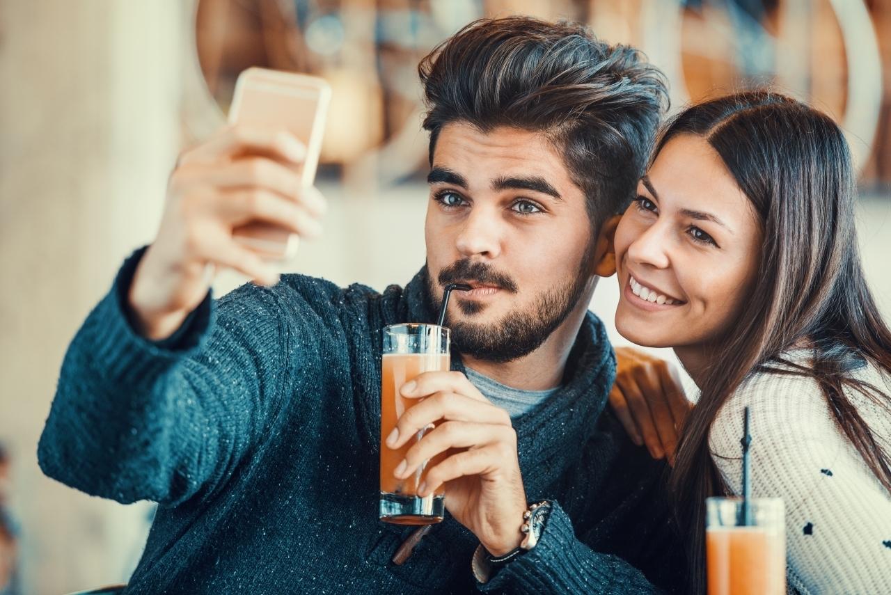 Dating online non fotogenico