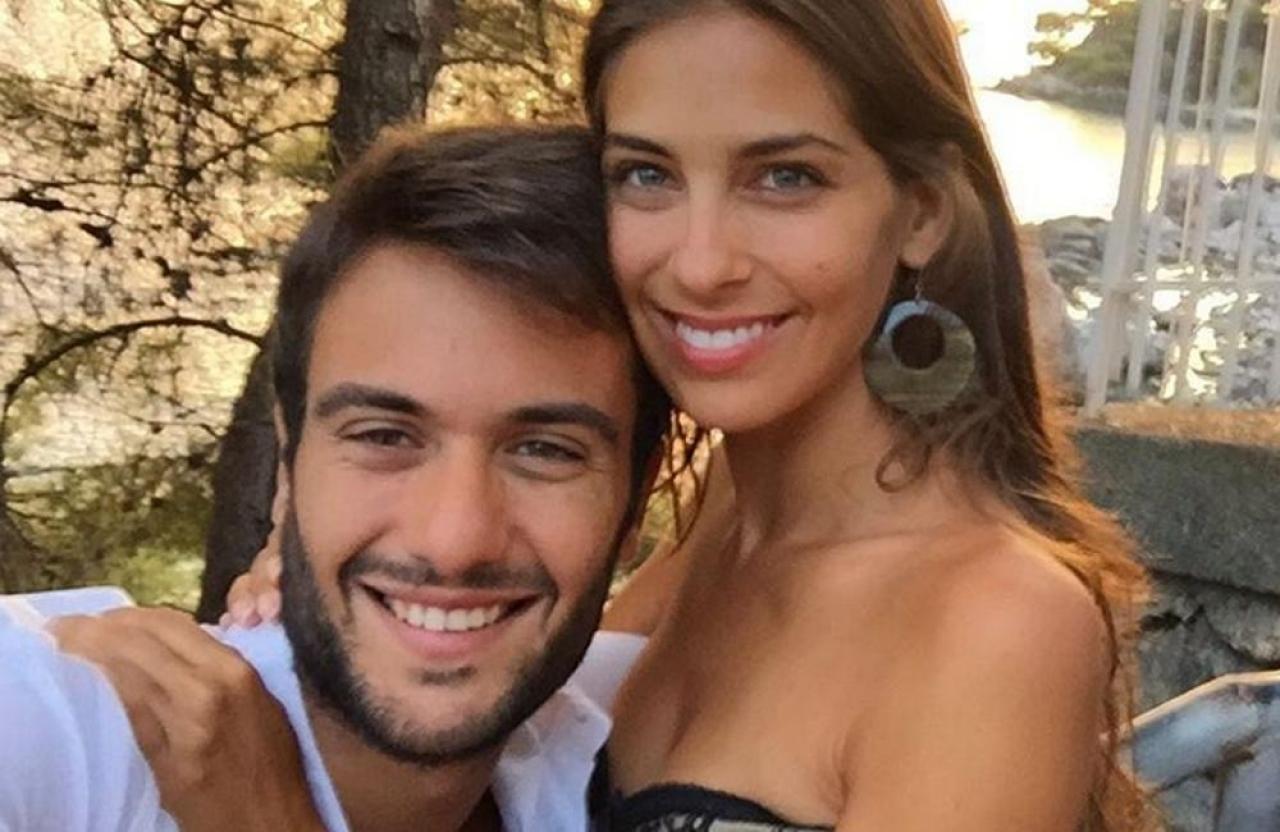 Ariadna Romero e Pierpaolo Pretelli aspettano un figlio - Ticinonline