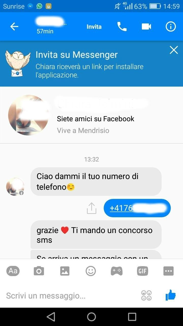 Ragazza Curvy dating online