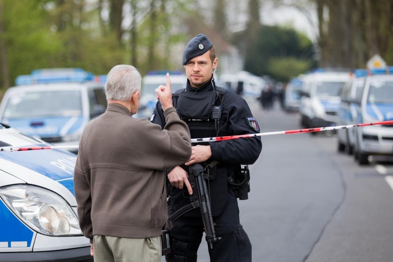 Ticinonline Dortmund Usato Esplosivo Militare Convenzionale