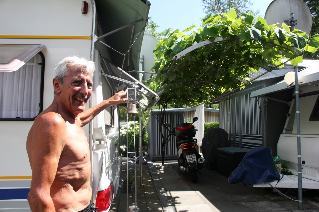 Ticinonline Roulottes Come Case Di Lusso Noi In Camping Tutto L