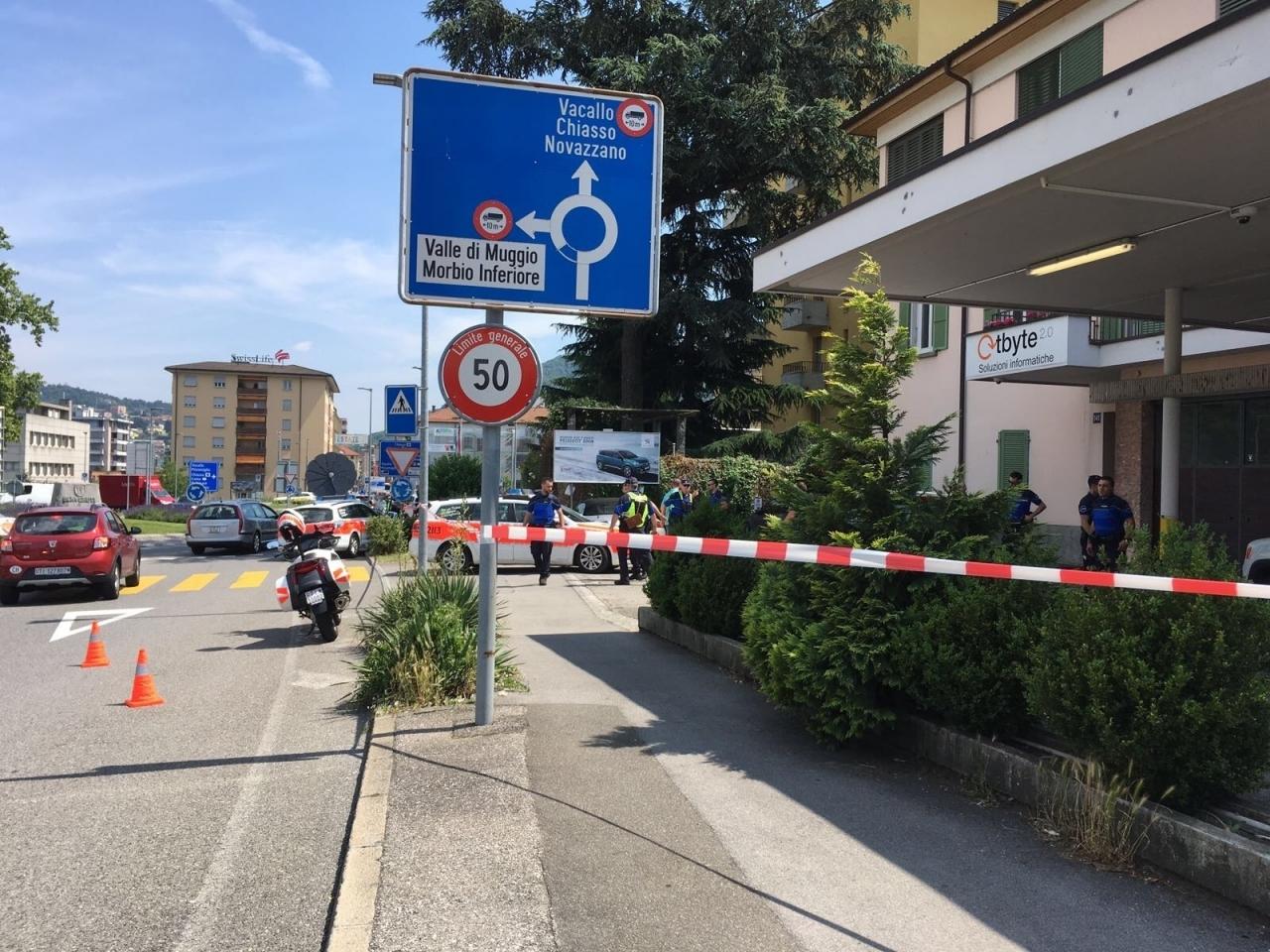 Ufficio Cambio A Lugano : Ticinonline tentata rapina a mano armata a un ufficio cambi