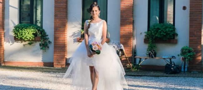 Abiti Da Sposa Corti 2018.Abiti Da Sposa Corti Ecco Tutte Le Tendenze Per Il 2018 Ticinonline