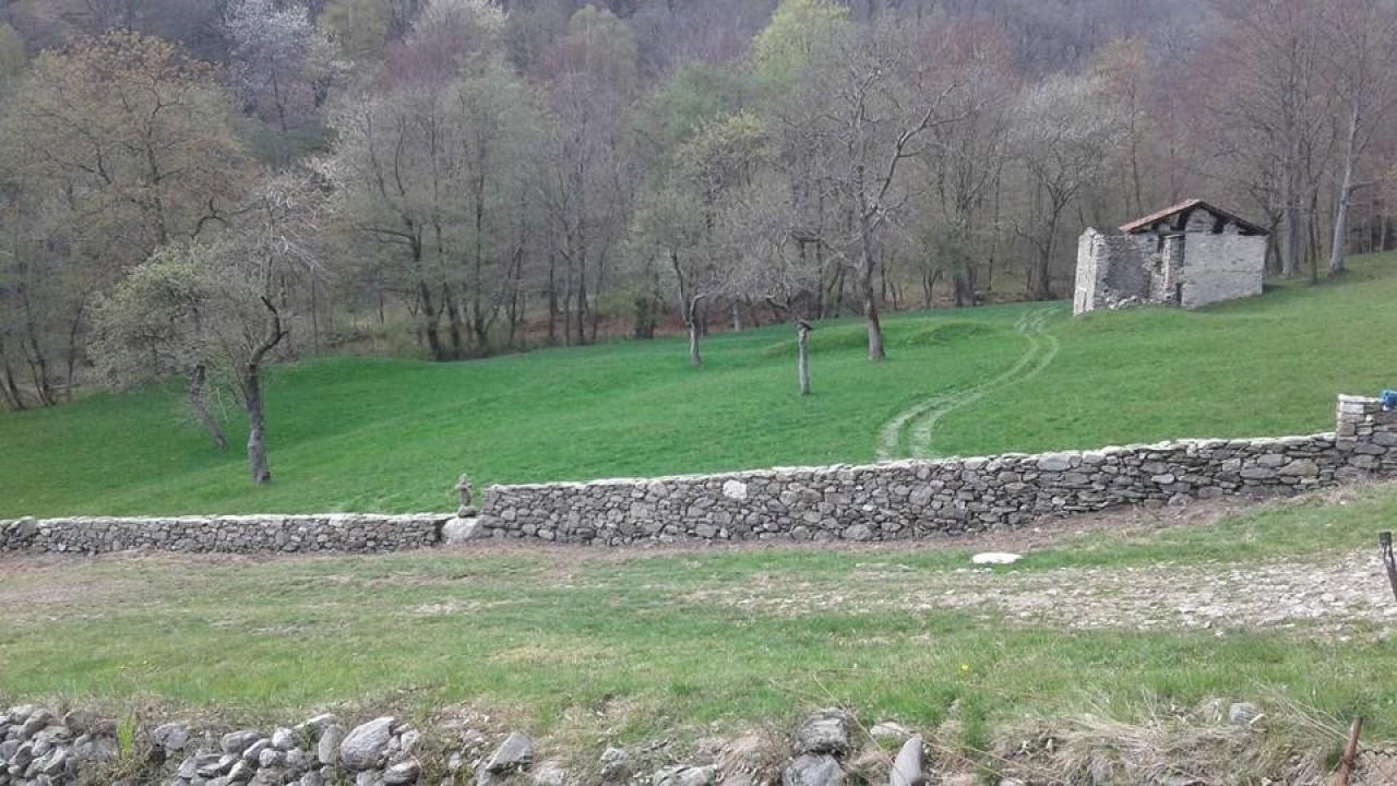 Muro Di Sostegno A Confine.Ticinonline Rinnova L Aspetto Della Tua Abitazione Grazie Ai Muri