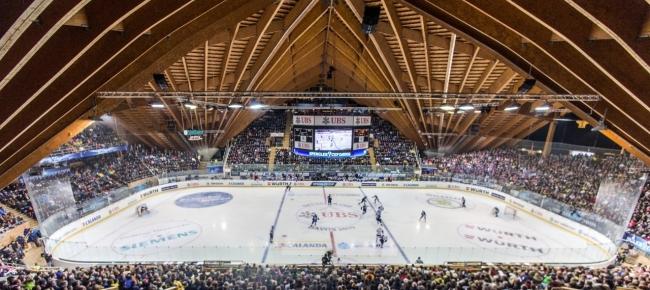 Incontri con fan di hockey