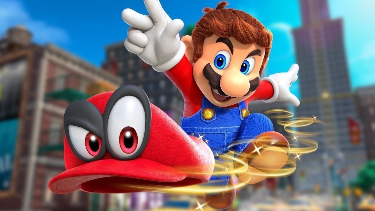Super Mario Odyssey: Verso l'infinito, e oltre - Ticinonline