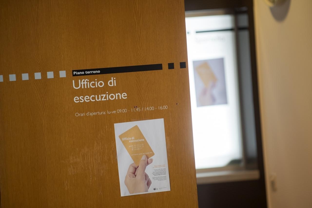 Ufficio Di Esecuzione E Fallimenti Lugano : Ticinonline inaugurato il centro cantonale per i precetti esecutivi