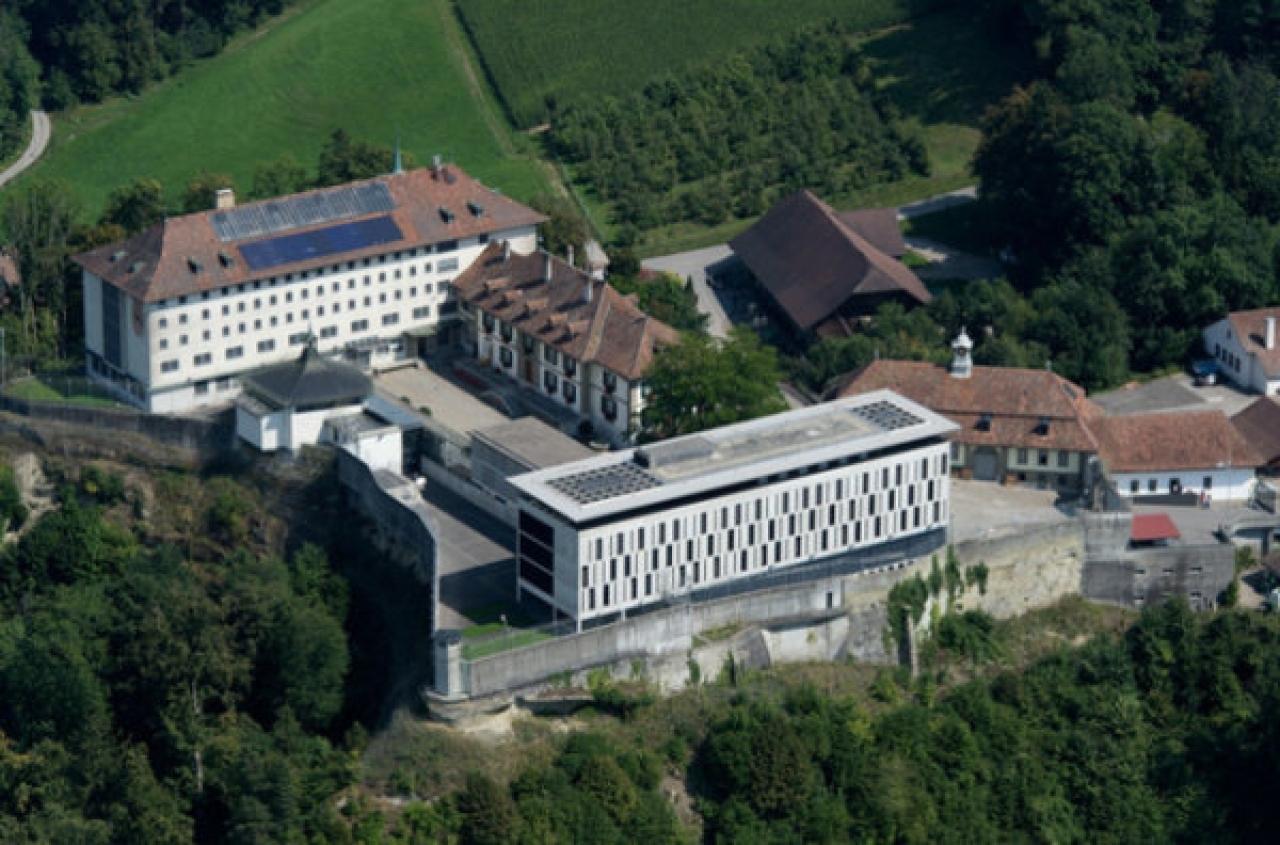 Ticinonline i detenuti del carcere di thorberg vogliono - Annunci immobiliari sorso ...
