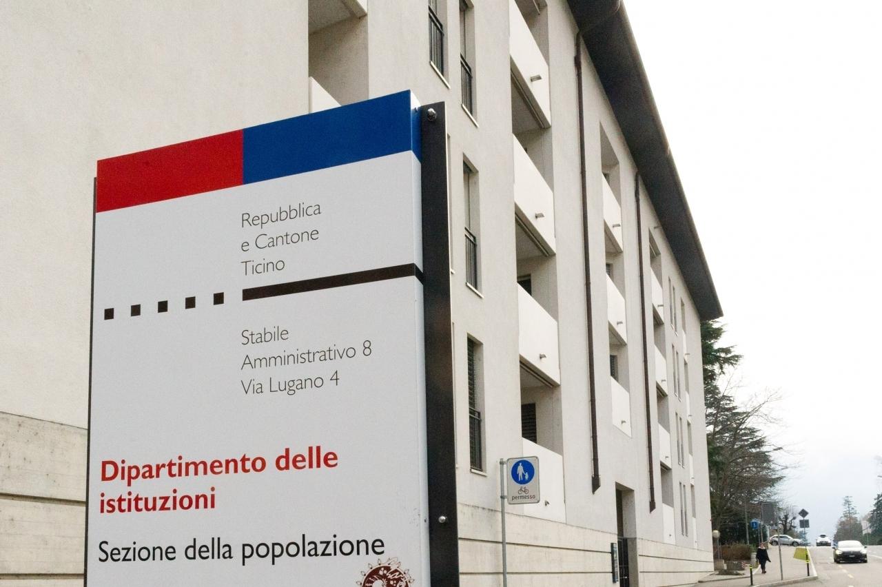 Ufficio Stranieri A Lugano : Ticinonline ufficio della migrazione riorganizzazione in due fasi