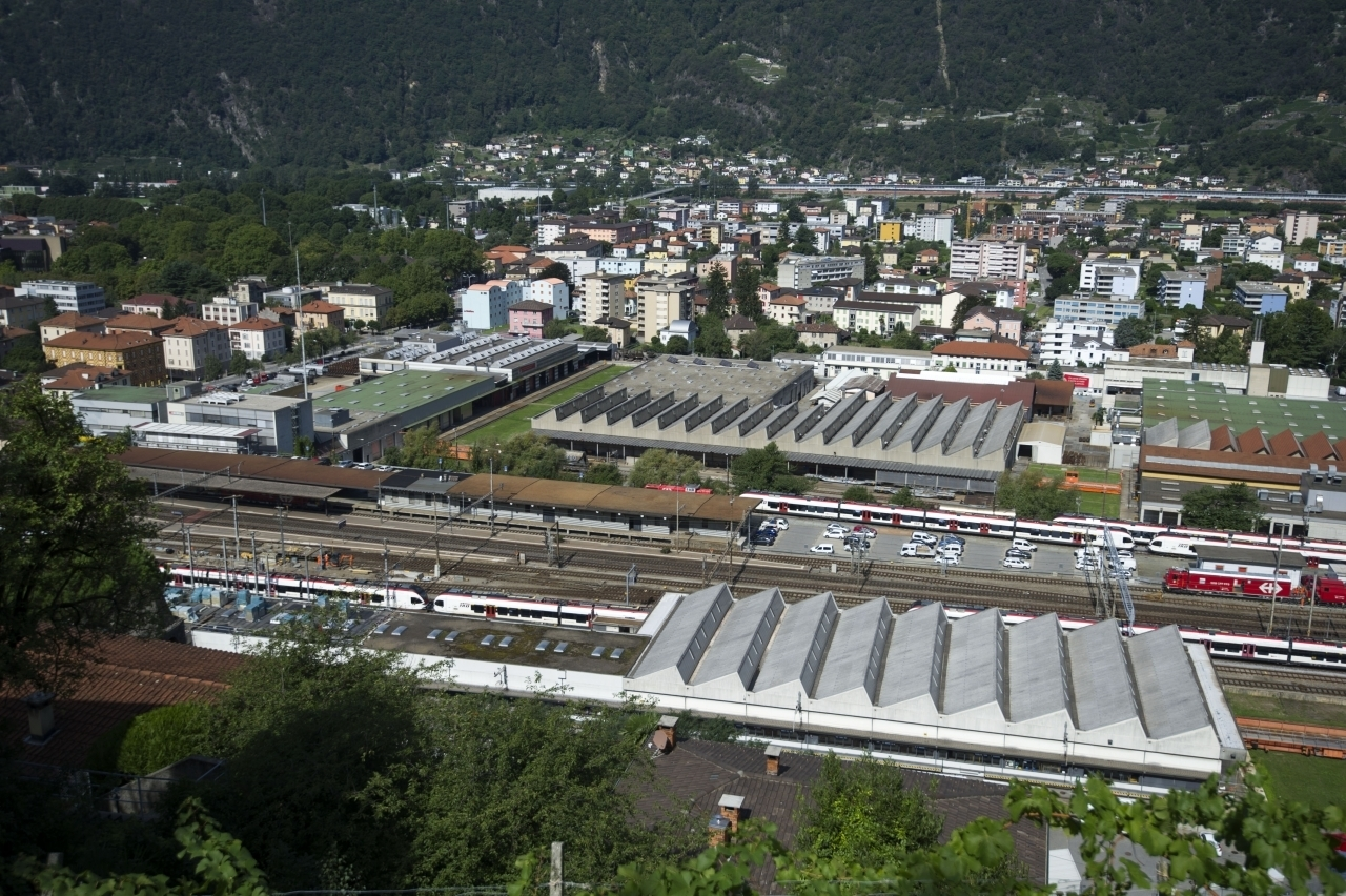 Ticinonline le officine ffs pronte al trasloco - Officine immobiliari ...