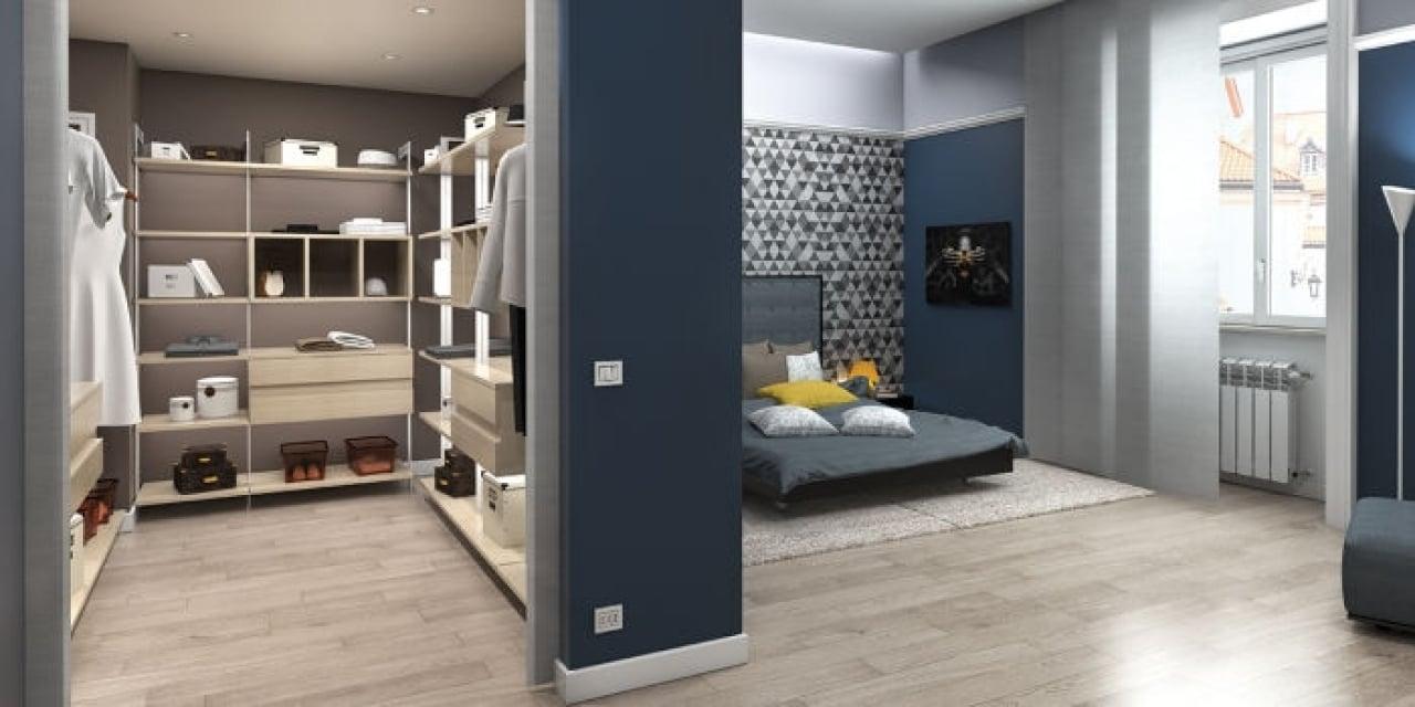 Ticinonline a chi affidarsi e come progettare una cabina for Progettare una camera da letto