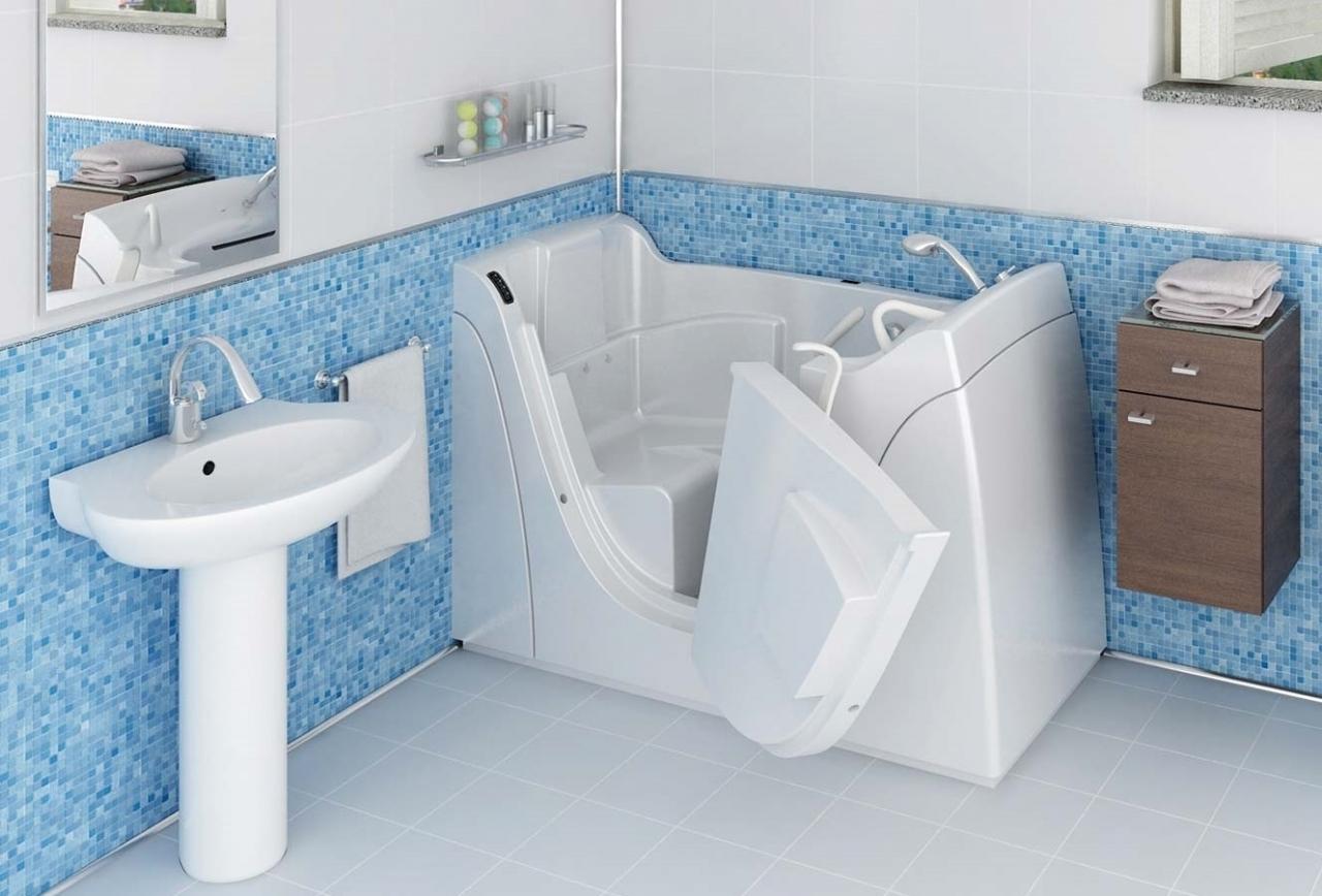 Trasformazione Vasca In Doccia Per Disabili.Vasche Per Disabili E Anziani Come Scegliere La Vasca O Trasformare