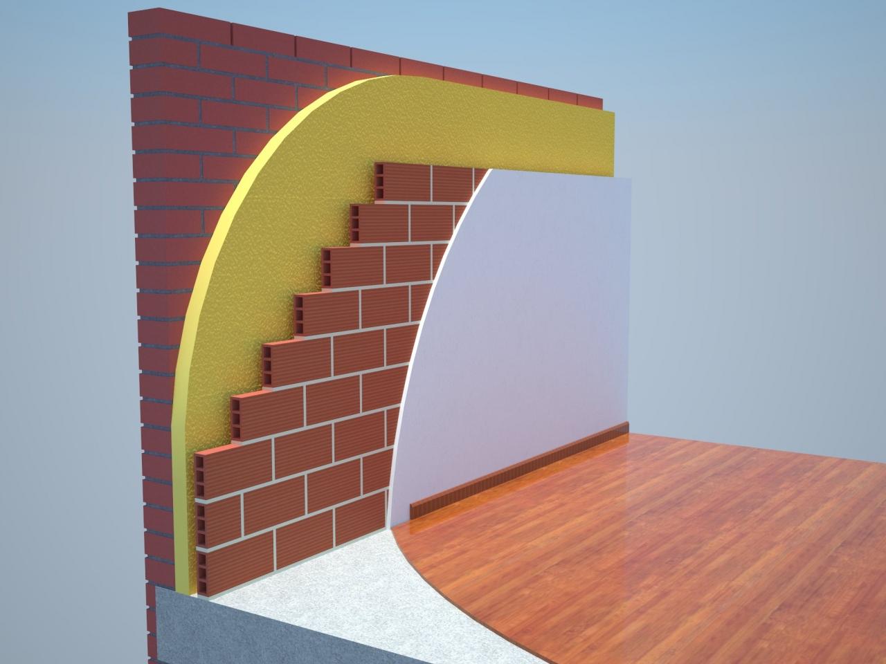 Materiali Per Coibentare Pareti Interne come isolare termicamente un appartamento - ticinonline
