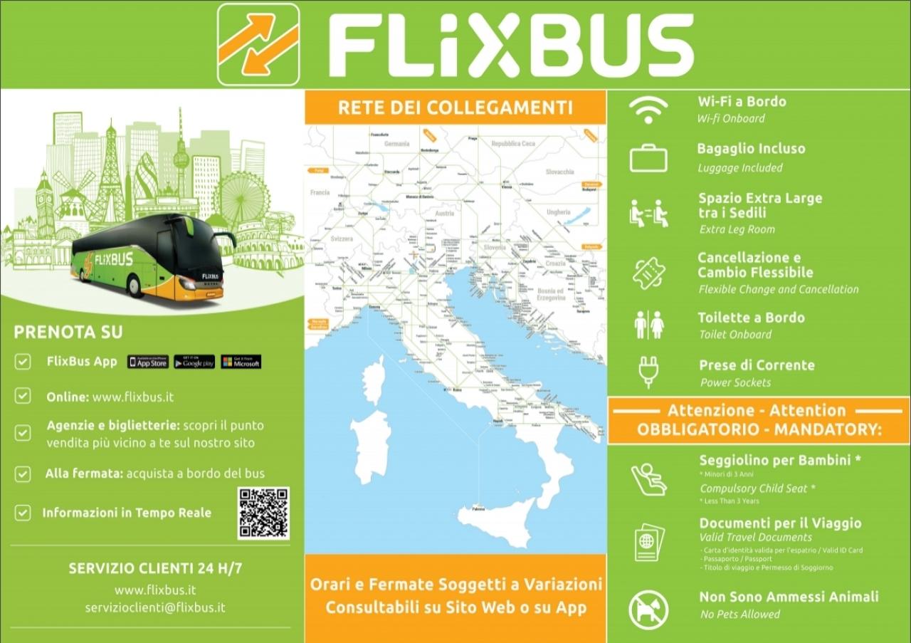 Flixbus: da Bellinzona a Verona dal 14 giugno - Ticinonline