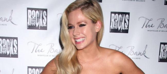 Avril Lavigne incontri