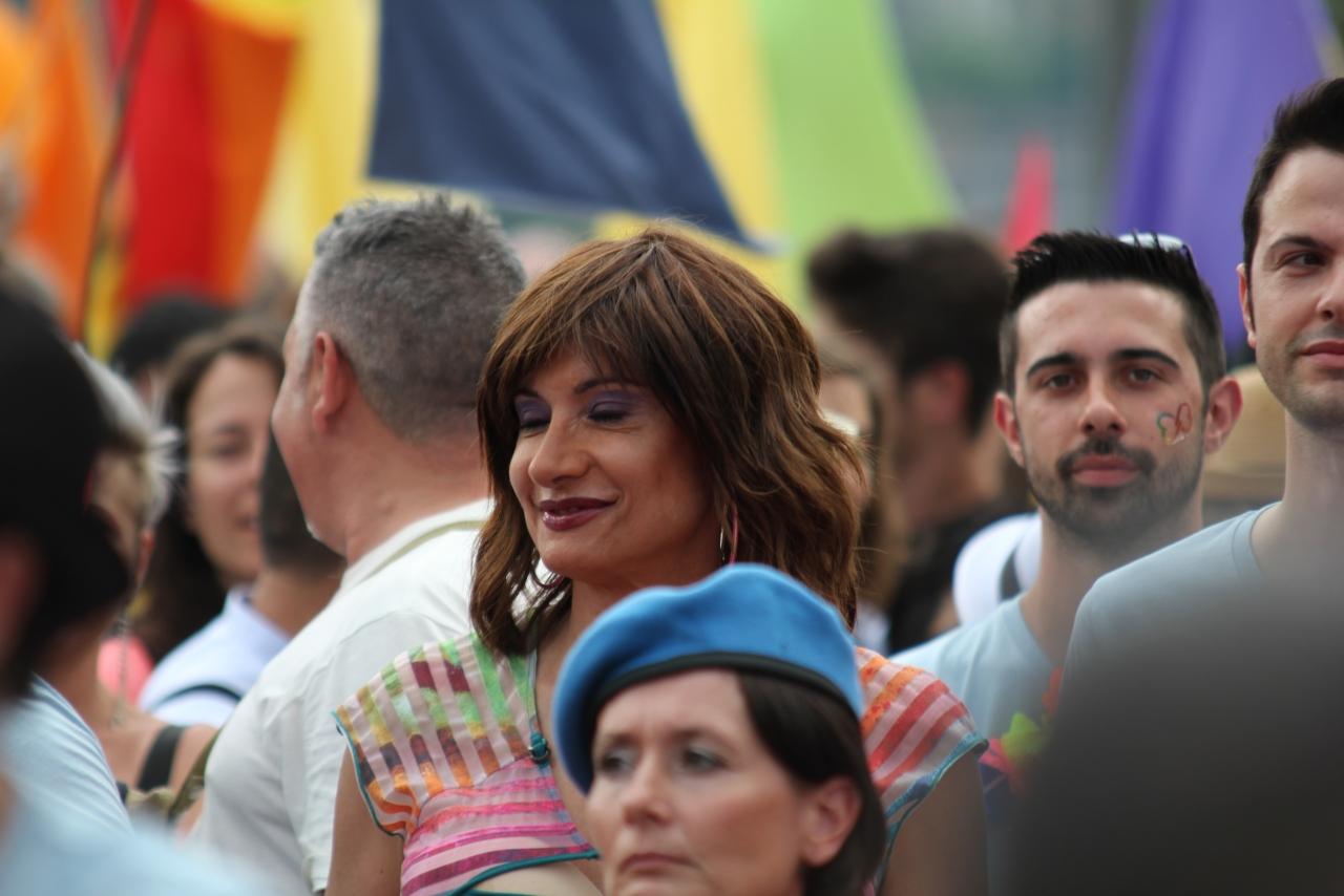 Sesso lesbico di Leone soleggiato