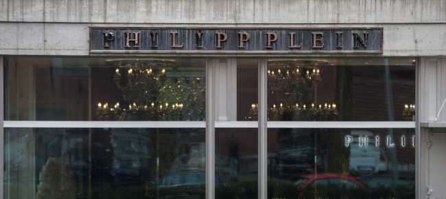 quality design 29a1a 25a11 Una taglia extra per il quartiere generale di Philipp Plein ...