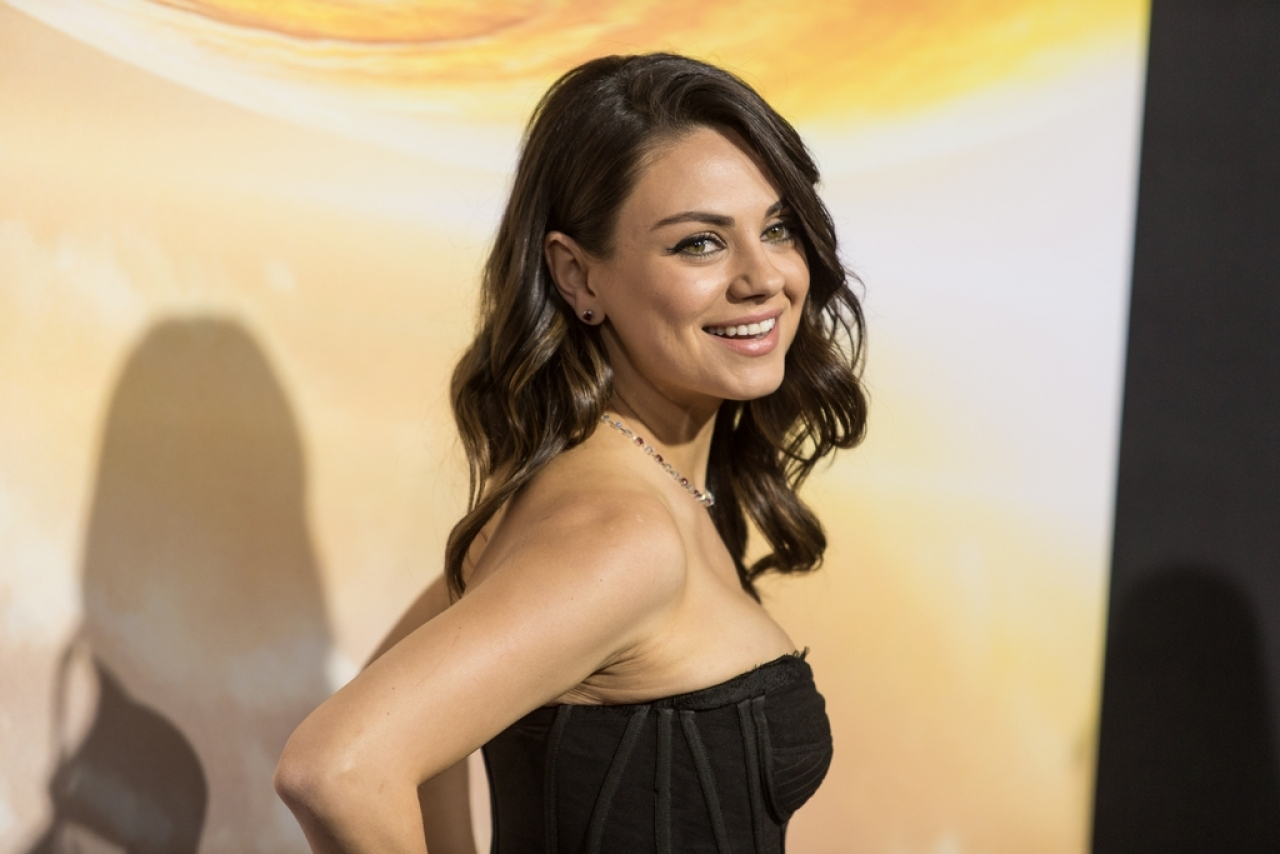Mila Kunis storia di incontri