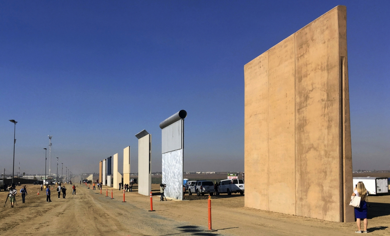 Ticinonline - Trump e il muro nel Sahara