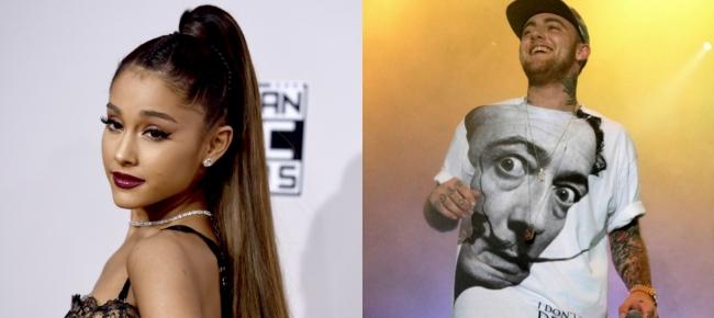 è Ariana Grande incontri Mac Miller