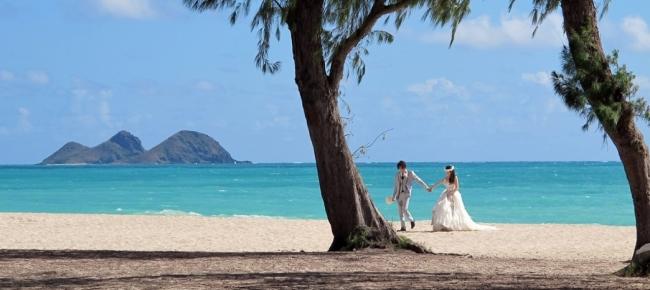 Matrimonio Simbolico Hawaii : Gli anelli nuziali sono fuori moda «meglio le hawaii ticinonline