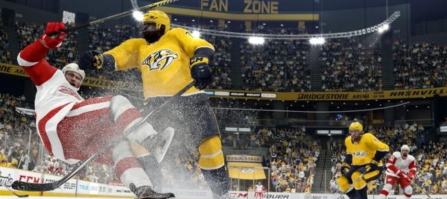 Risultati immagini per EA Sports NHL 19