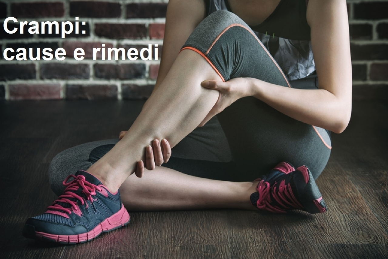 Crampi Muscolari Cause E Rimedi Ticinonline