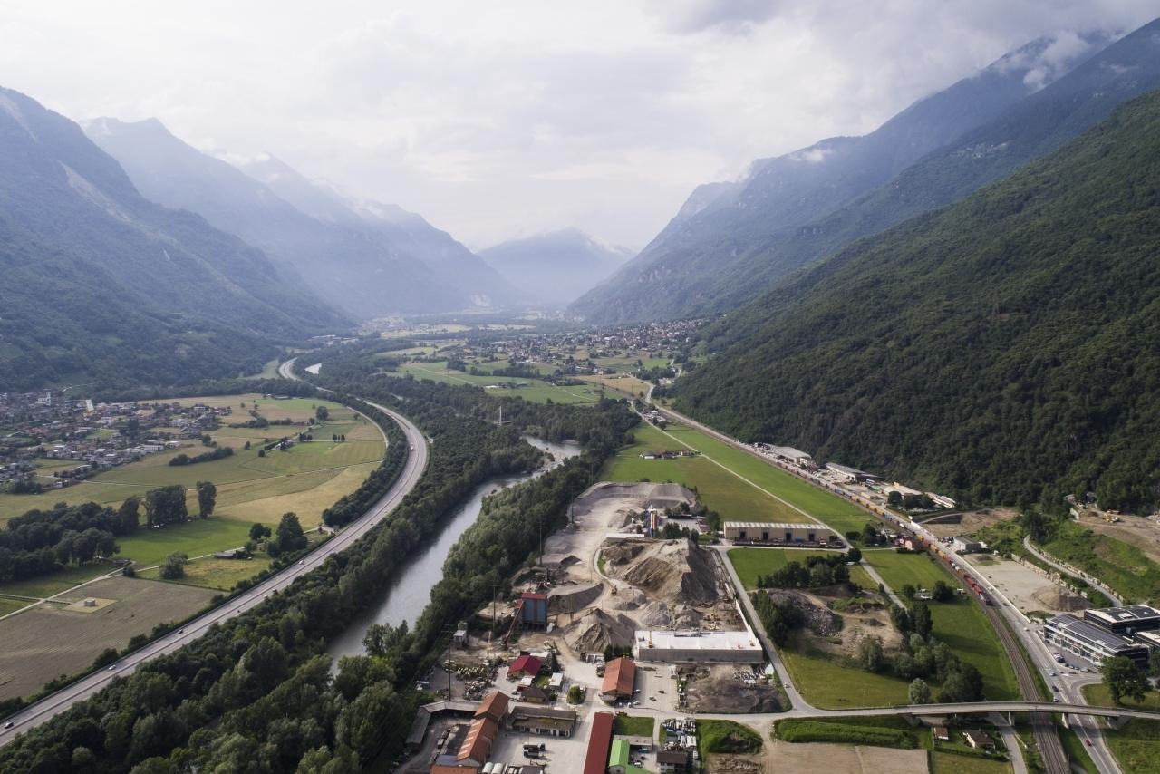 Ticinonline officine a castione le ffs quanta disinformazione adesso parliamo noi - Officine immobiliari ...