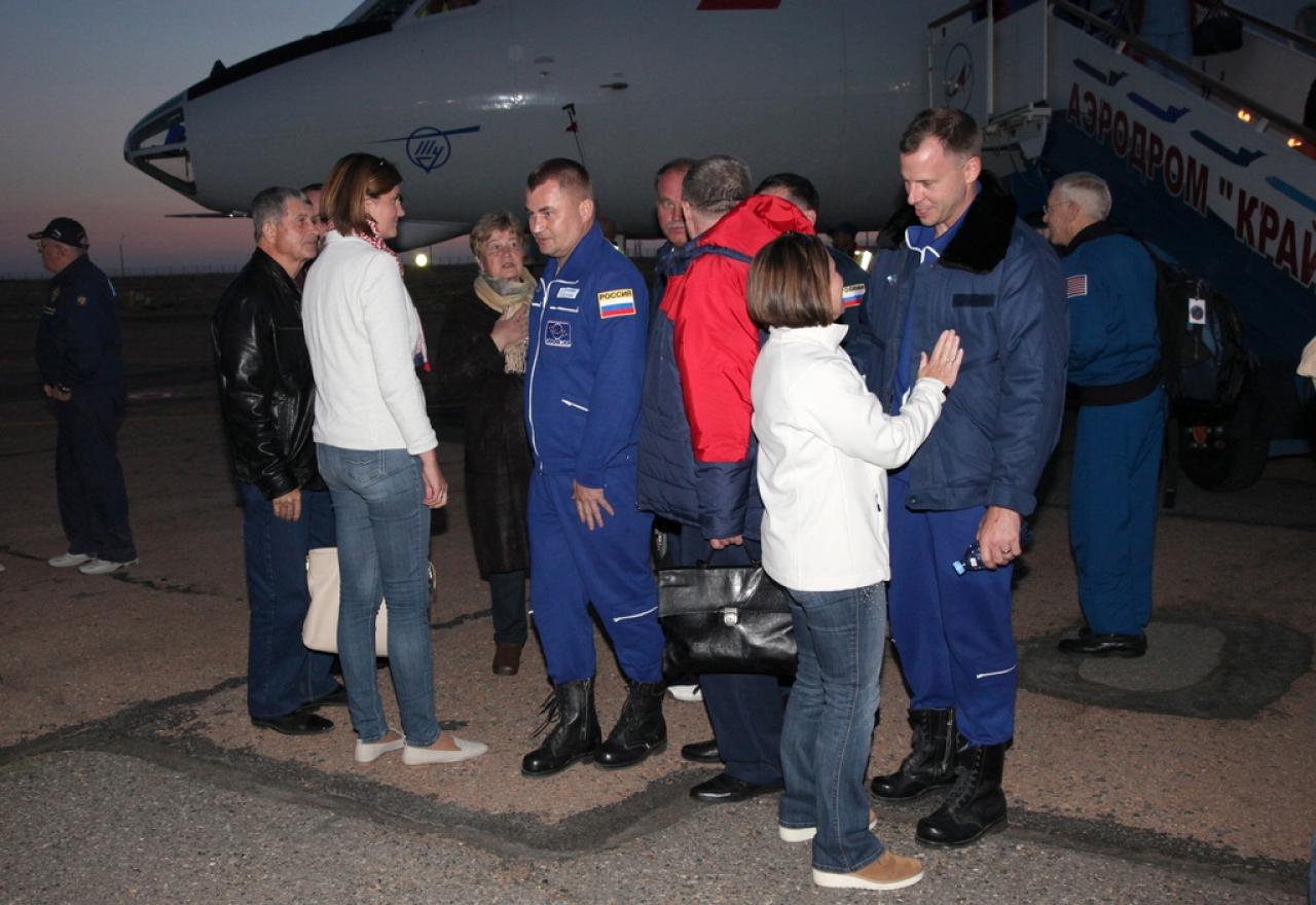 Riuscito l'atterraggio d'emergenza della navicella Soyuz: salvi gli astronauti