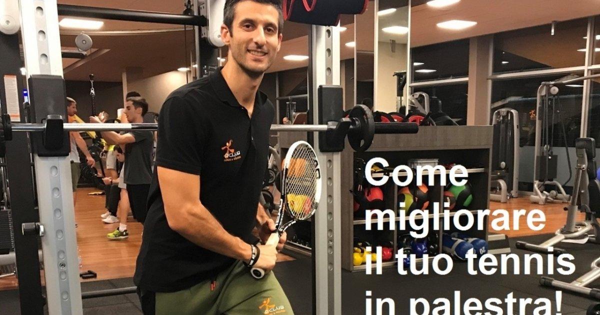 gli esercizi di routine perdono peso in palestra
