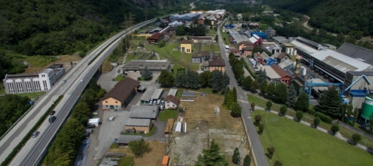 Ticinonline officine ffs bodio costerebbe molto di pi - Officine immobiliari ...