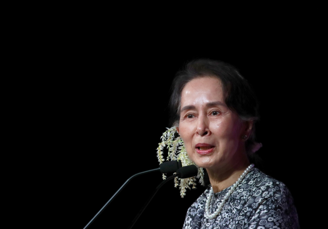 Amnesty international ritira premio diritti umani ad Aung San Suu Kyi