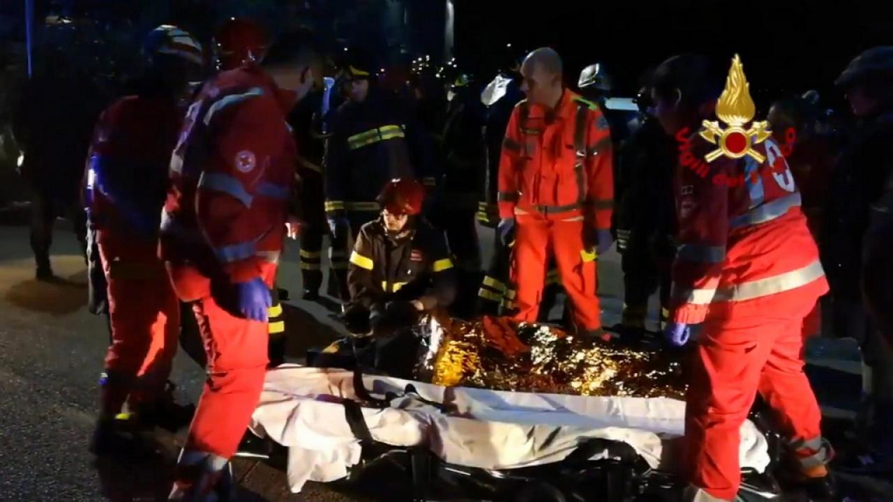 Tragedia al concerto di Sfera Ebbasta, 6 morti