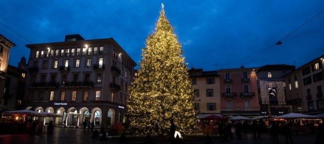 Decorazioni Natalizie Lugano.Valorizziamo Il Villaggio Di Natale Scatta La Mozione Ticinonline