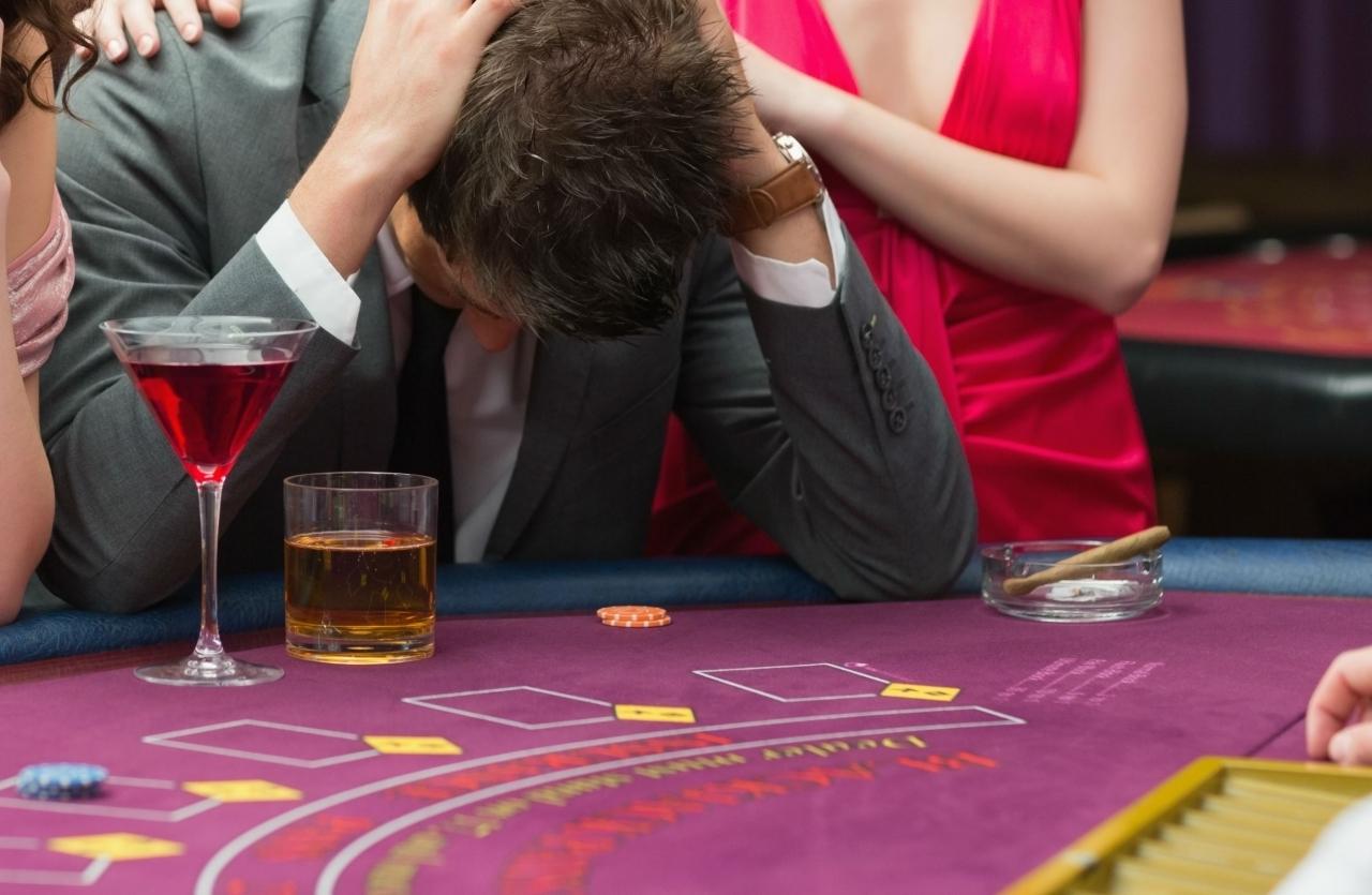 Incontri un tossicodipendente di poker