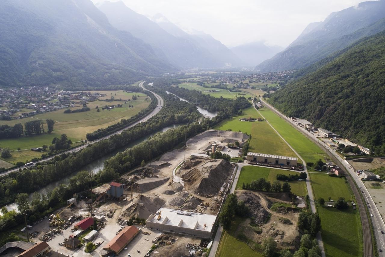 Ticinonline officine via libera ai 100 milioni - Officine immobiliari ...