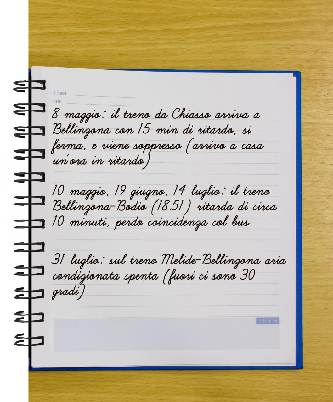 Ticinonline Lanno Nero Di Una 25enne Sui Treni Ticinesi
